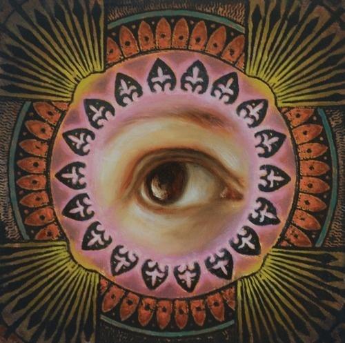 Beau Stanton « PICDIT #painting #eye #art