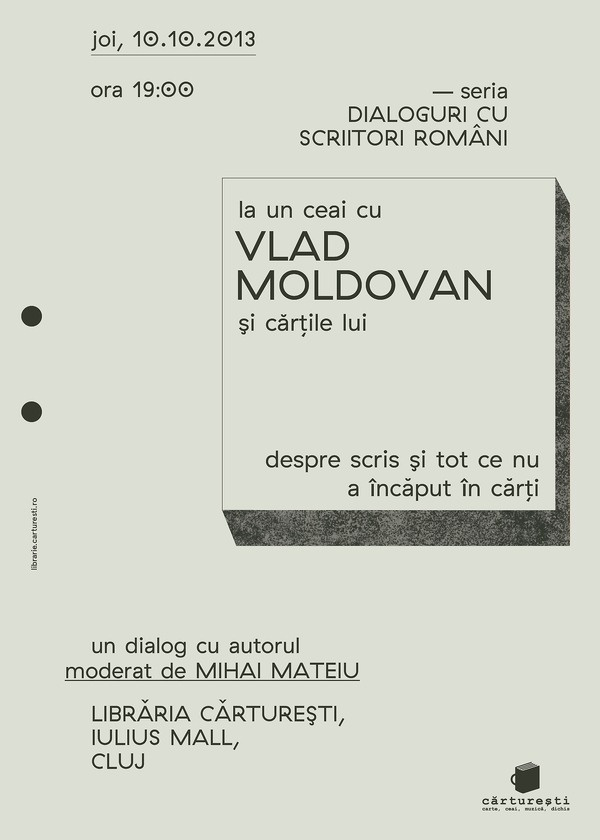 vlad moldovan #event #design #book #typography