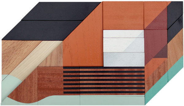 Submission Sunday | HUH. #geometric #art #modern