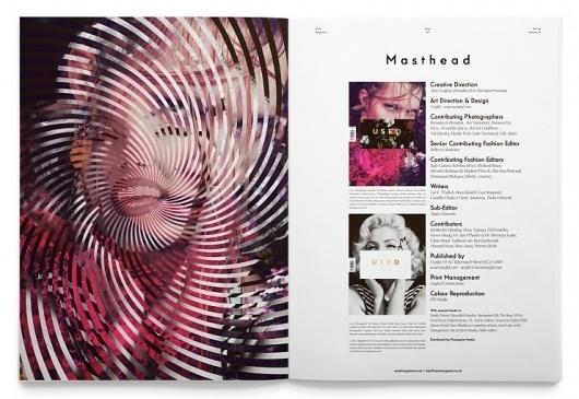 Used Magazine #3 | Used Magazine