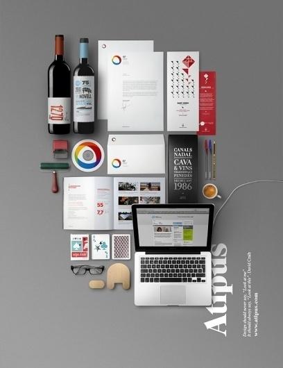 ATIPUS - Graphic Design From Barcelona, disseny gràfic, disseny web, diseño gráfico, diseño web #cartel #autopromocin #atipus