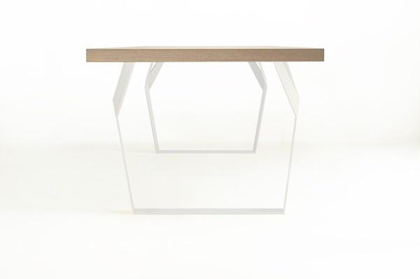 Picnic Table by Federico Churba #furniture #table #minimal