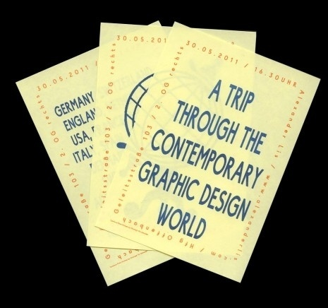 A TRIP THROUGH CONTEMPORARY GRAPHIC DESIGN | Alexander Lis #lis #alexander