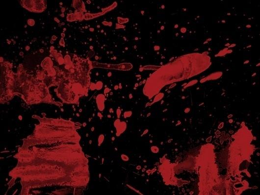 Untitled-1.jpg (640×480) #blood #dark #splatter #black