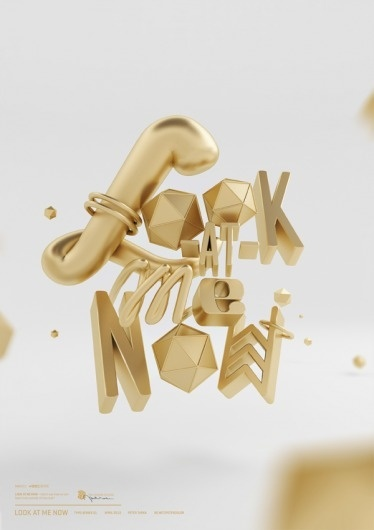 Buamai - Typography 001. #poster #typography