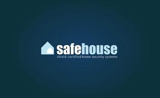 Safehouse Security Logo Design | UK Logo Design