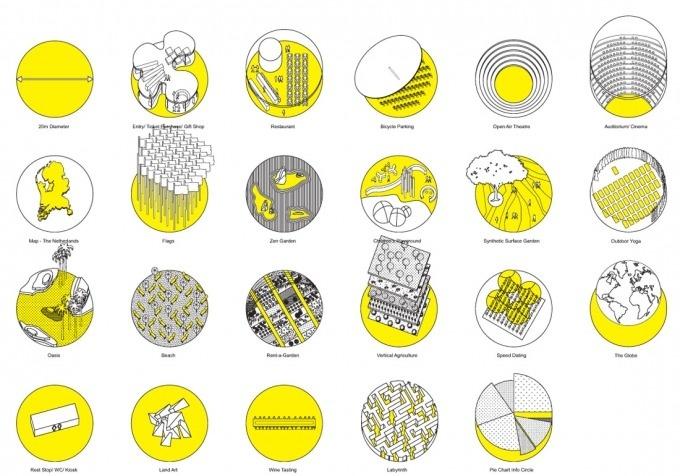 Best Archi Diagram Pavillions Oma Presents Images On Designspiration