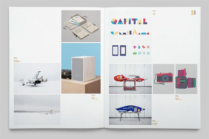 Visuelle Editions 2 #colors