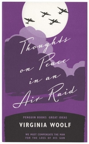 The Book Cover Archive: Thoughts on Peace in an Air Raid, design by David Pearson #book #cover #illustration #pearson #david