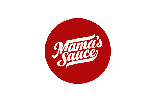 Mama's Sauce logo designed by Mama's Sauce #logo