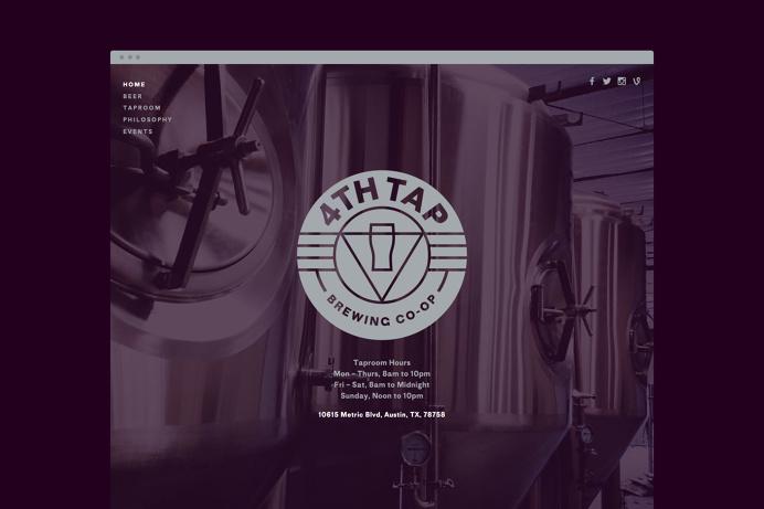 Foxtrot —Work — 4th Tap Brewing Co-op