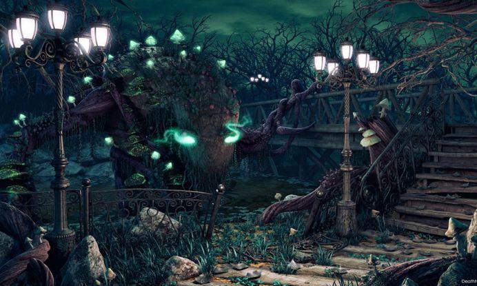 Fantasy Forest Light Hd Wallpapers Best – WallpapersBae
