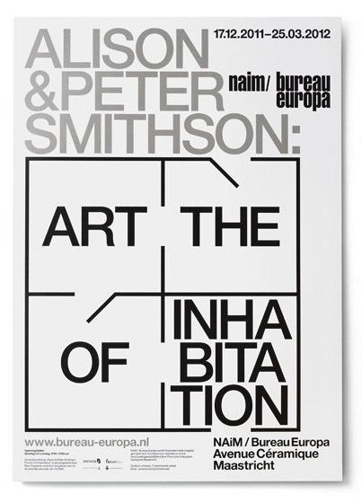 experimental jetset #poster #typography