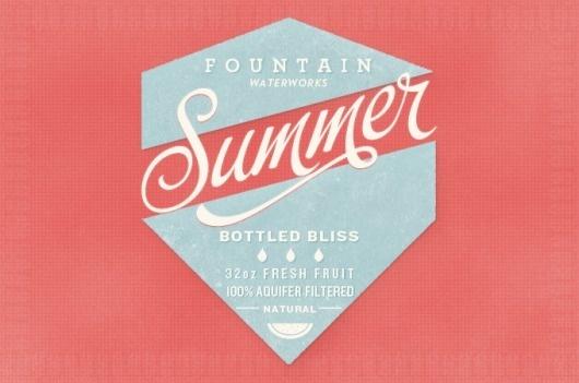 Fountain « William #script