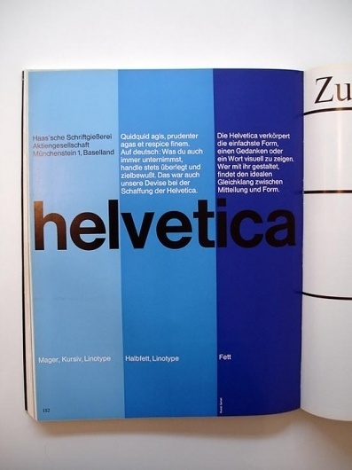 Swiss Legacy | Design & Development Zone #helvetica