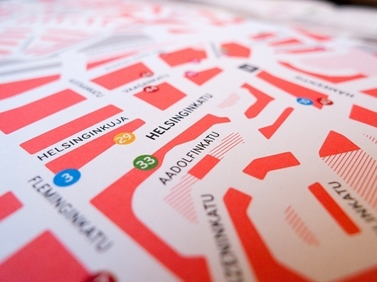 Up with Kallio Identity | Aleksi Ahjopalo #print #design #graphic #direction #identity #art #typography