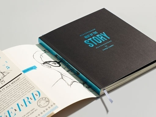 design work life » cataloging inspiration daily #blue #book #black