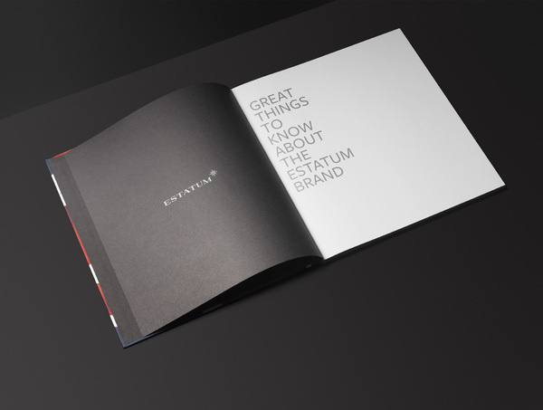 Muggie Ramadani Recent Projects Special #simple #layout #brochure #typography