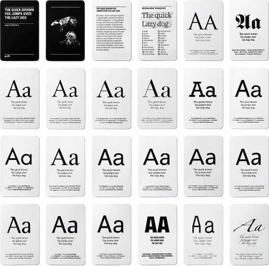 ps.2 arquitetura + design - Brinde ps.2: Jogo da Memória - Brinde de Auto-Promoção #design #playing #fun #cards #typography