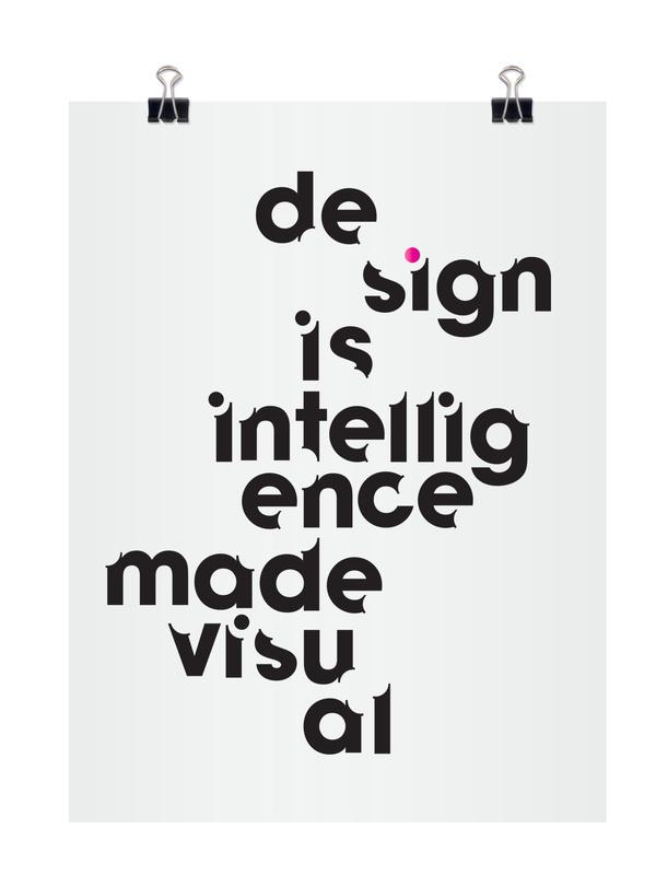 TRENDY by Jonas Helgeneset #lettering #modern #typeface #poster #hand #typography