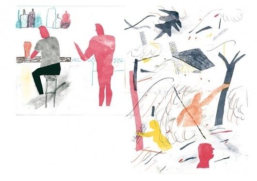 luke best #illustration #drawing #colours