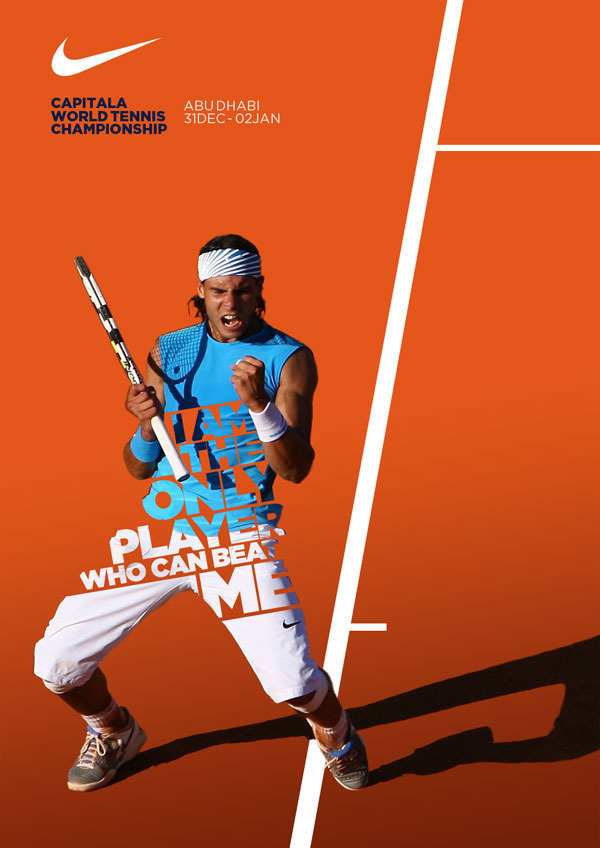 Nike Tennis – New Posters