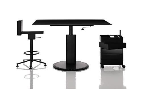 Konstantin Grcic Industrial Design #design #desk #workspace