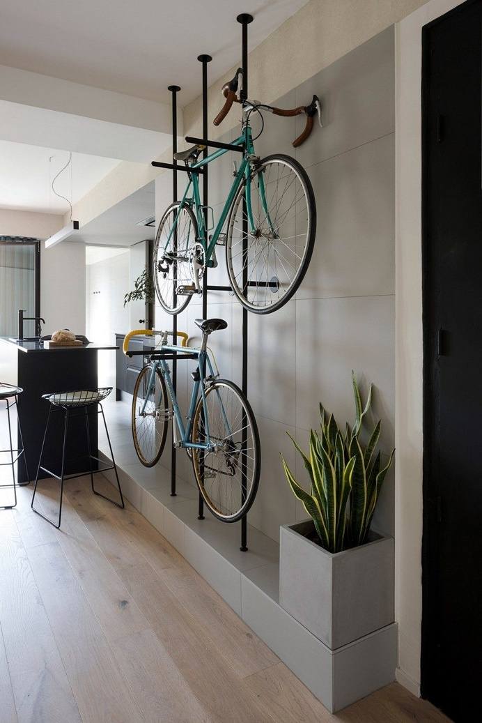CaSA Has Transformed a Dark Apartment into an Attractive and Open-Spaced Home 2