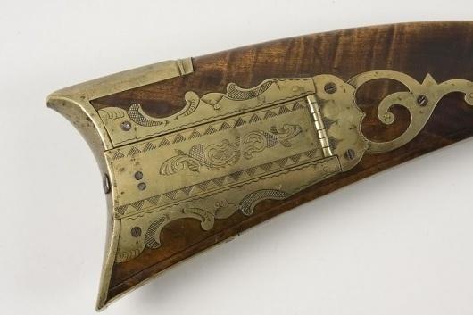 Adam Angstadt (Ref. 081228-1) #handmade #longrifle #rifles