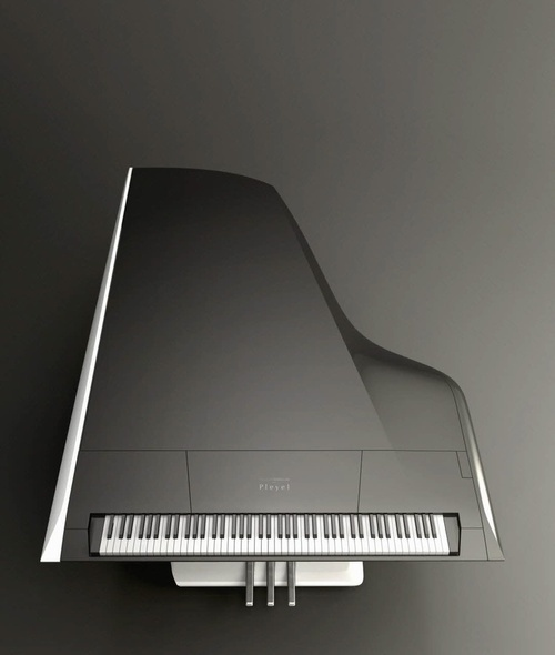 Peugeot Pleyel Piano #design #product #industrial #craftsmanship #engineering