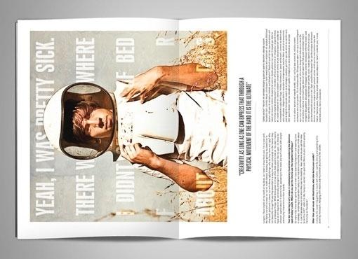 design work life » cataloging inspiration daily #spread #design #graphic