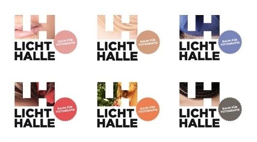 Lichthalle – Raum für Fotografie #logo #corporate #photography #identity