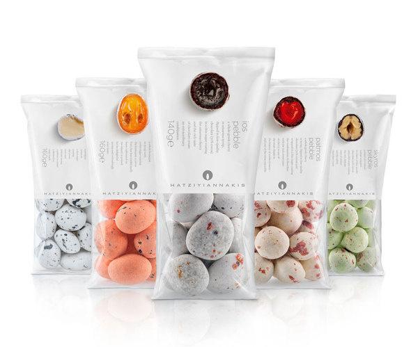 Hatziyiannakis #packaging #design #hatziyiannakis #pebbles #package