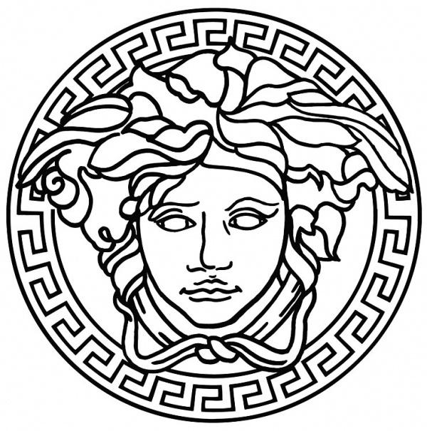 aaaversace.jpg 740×747 pixels #logo #logotype #versace