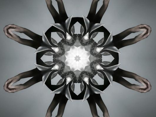 Human #kaleidoscope