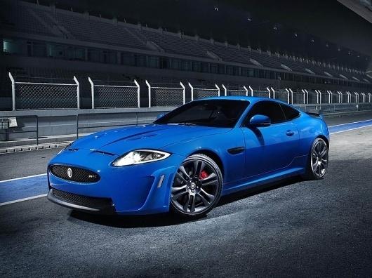 Jaguar XKR-S - Supercars.net #blue #racing #jaguar #car