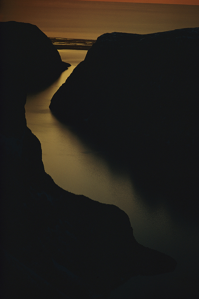 St. Lawrence River, Canada, 1974.Photograph by Sam Abell, National Geographic Creative #canada #natgeo #geographic #st #lawrence #river #national