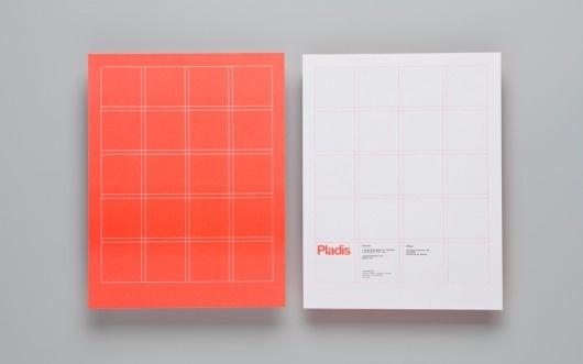Anagrama | Pladis #pladis #letterhead #anagrama #branding