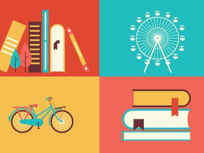 Bike_08 #books #icons #wheel #bike #ferris