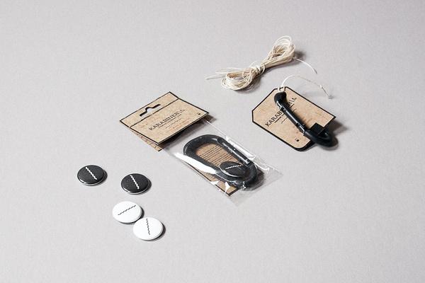 Karabiner & Co. - Packaging #packaging