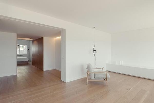 Apartment in Coimbra by do mal o menos #apartment #minimalist