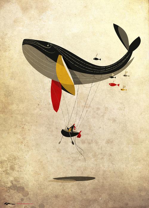 ★ CJWHO #whale #balloon
