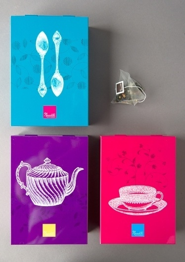 Royal box collection on the Behance Network #packaging #collection #box #tea