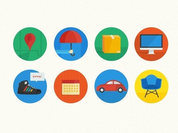 Unused Icons #illustration #icons