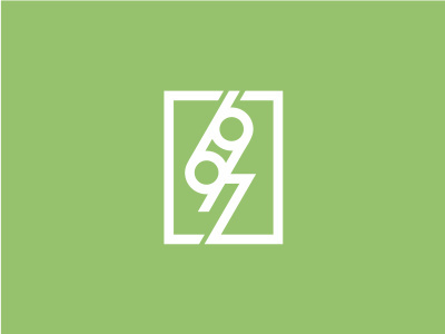 1997 #monogram #pictogram #icon #design #1997 #graphicdesign #blaue21 #dribbble