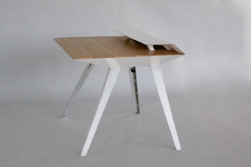 D117 by David Hsu #minimalist #design #table