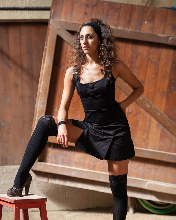 Gorgeous Lifestyle and Beauty Female Portraits by Daniele Oneta