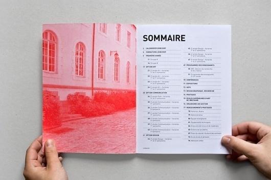 Caroline Fabès / Bench.li #grid #photography #colour #typography