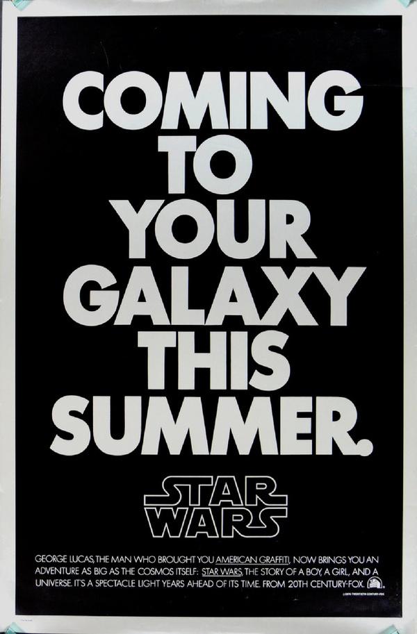 Anatomy of a Logo: Star Wars #poster