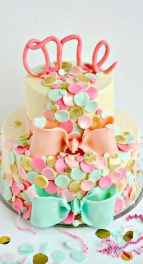 Theme based birthday cake
